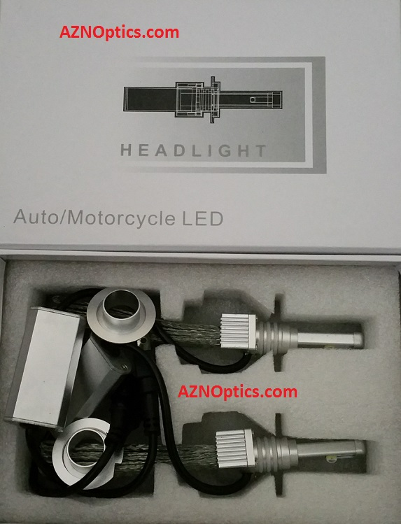 H11 CREE Canbus LED Kit 5000K