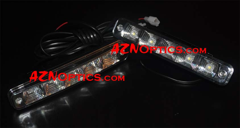 High Powered DRL 5-LED Strip